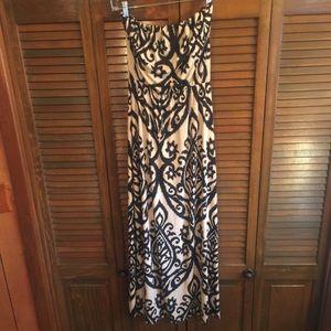 Dresses & Skirts - STRAPLESS MAXI